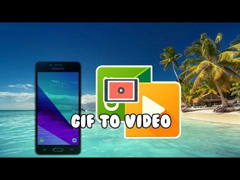 Cara Membuat Gambar Gif Jadi Video Youtube