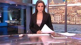 Burcu Kaya Koç Beautiful Turkish Tv Presenter 09.03.2013