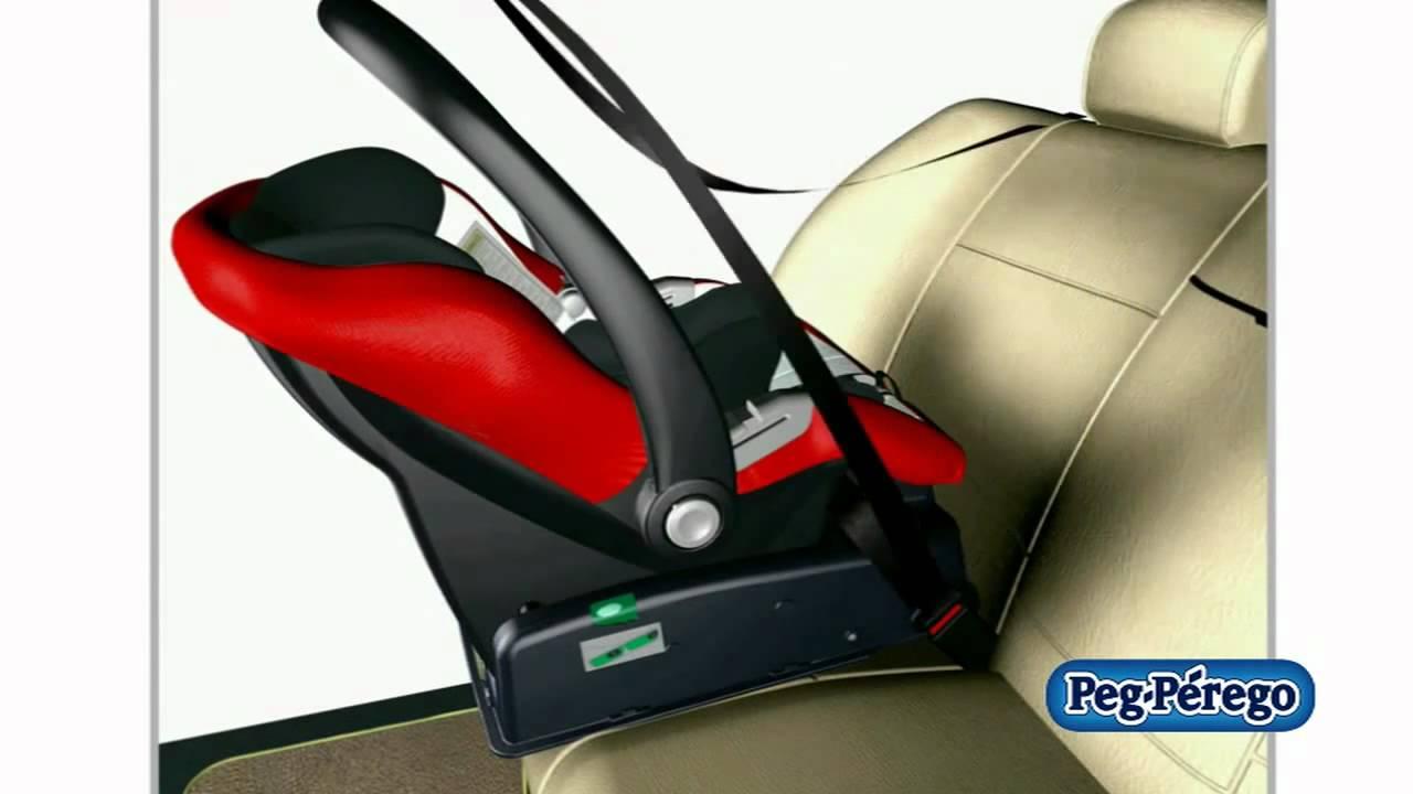Peg Prego Car Seat Primo Viaggio Tri Fix