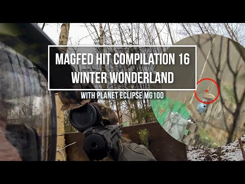 Magfed Hit Compilation 16 - Winter Wonderland - With Planet Eclipse MG100