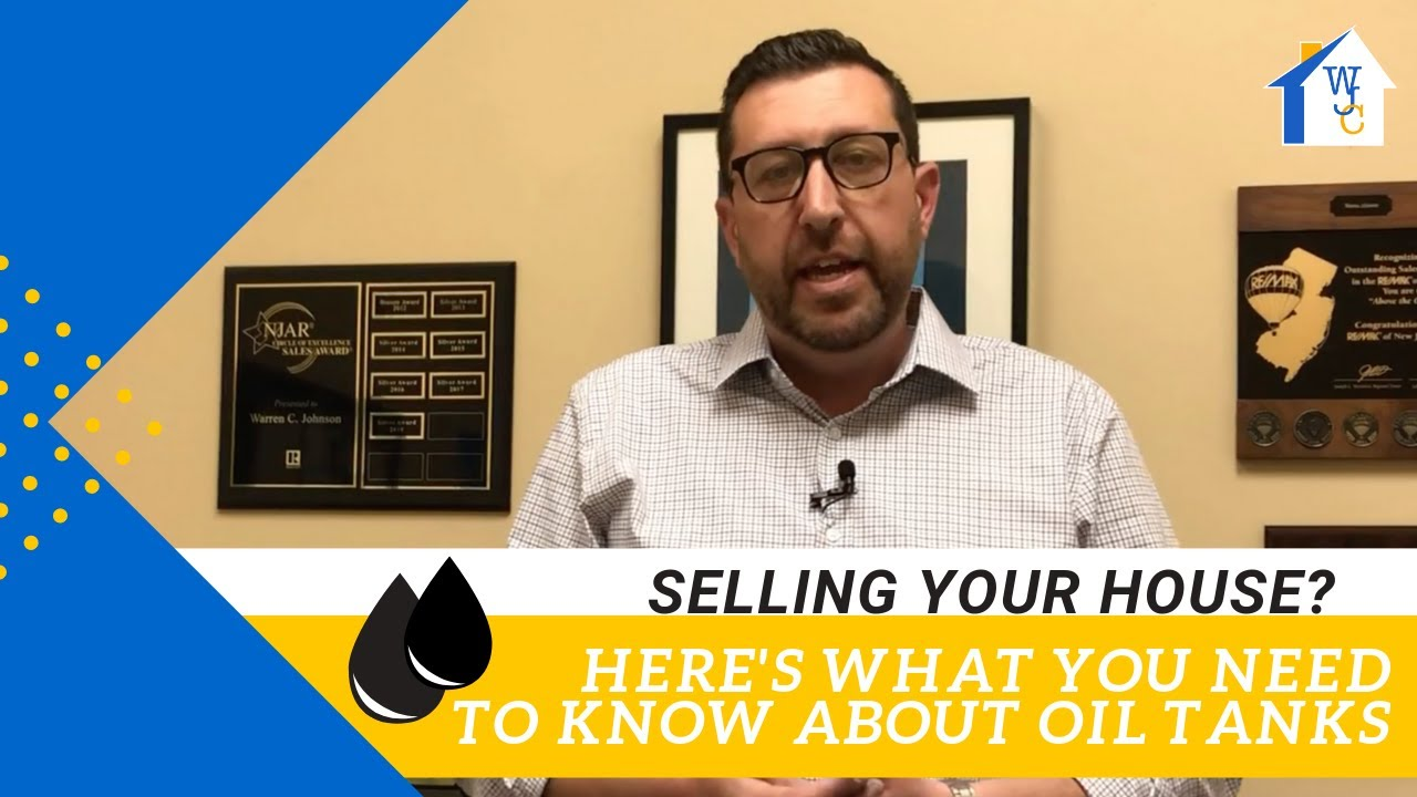 What you should know about Oil Tank as a Seller in New Jersey