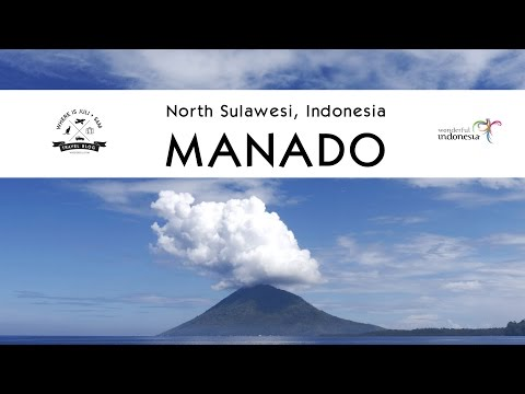 2 days in Manado, North Sulawesi, Indonesia