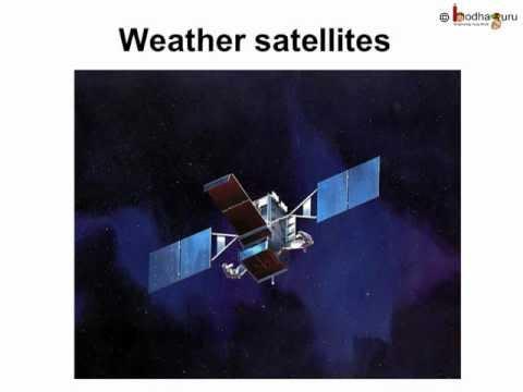 Science - Universe - In Space - Satellite - Telugu