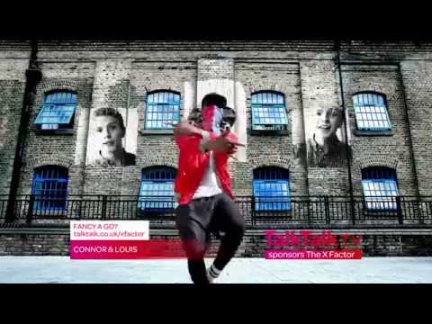 The X Factor 2014 - TalkTalk interactive idents