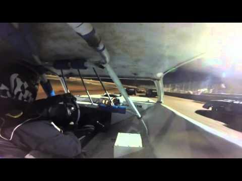 Moulton Speedway 4-23-16 Mini Stock Feature GoPro