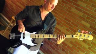 How To Play Whipping Post Bass Intro (Allman Brothers)