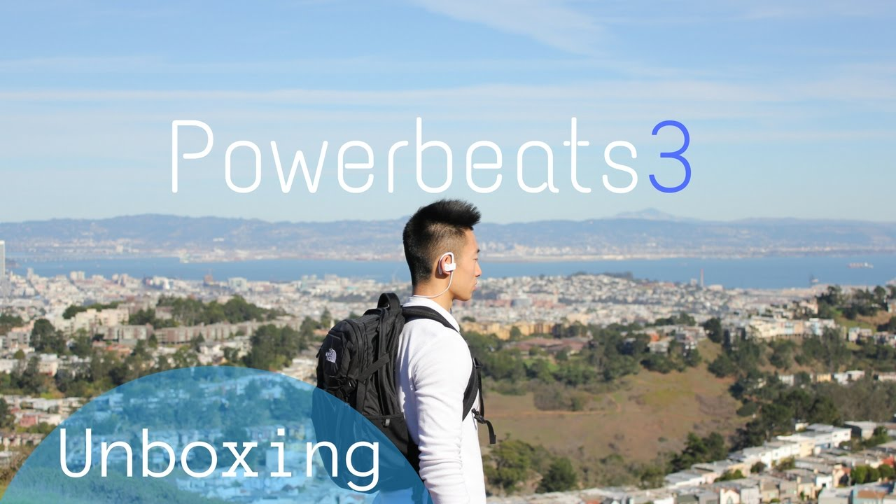e864a714cbc Powerbeats 3 Wireless Unboxing + First Look (Powerbeats With The Longest  Lasting Battery)