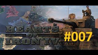 Let's Play Hearts of Iron IV [Deutsch/HD] #007 Durchbruch in Frankreich
