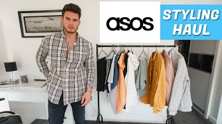 HUGE ASOS STYLING HAUL | Men's Casual Outfit Idea's 2020