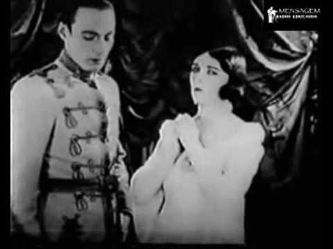"""POLA NEGRI,CENAS DE 1924. A VALSA """"INDIFERENÇA"""", 1944."""