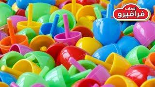 العاب اطفال تعليمية تنمية ذكاء الطفل لعبة موزاييك او فسيفساء Mosaic Picture Puzzle Toy for Children