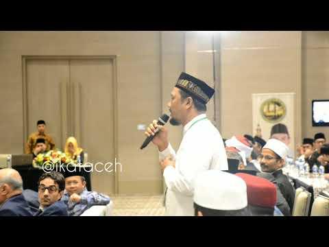 Pertanyaan Tgk. H. M. Fadhil Rahmi, Lc (Ketua IKAT-Aceh) kepada Grand Syeikh Azhar