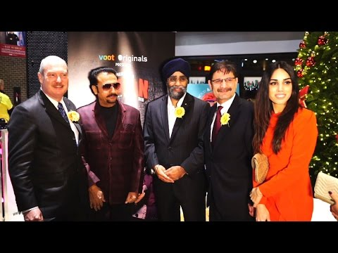 The Hon'ble Defence & Other Ministers of Canada at the Screening of Gulshan Grover's Film BADMAN
