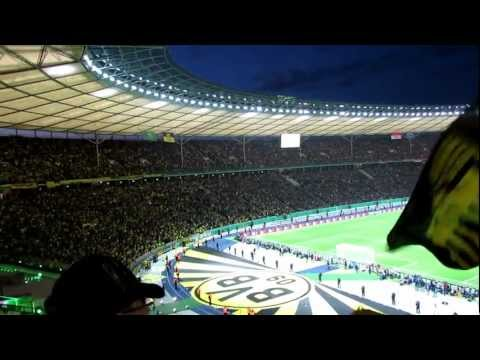 EIN SCHUSS, KEIN TOR, DIE BAYERN, DIE BAYERN! Pokalfinale Berlin 2012