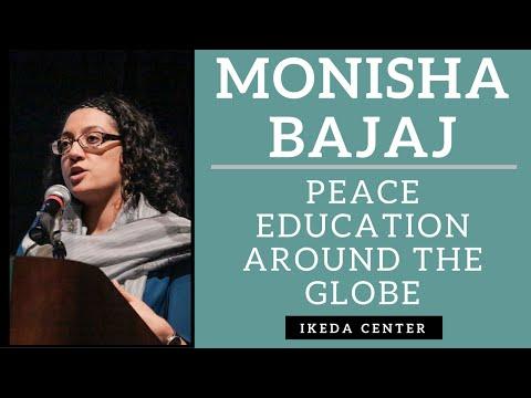 Monisha Bajaj - Glimmers of Hope: Peace Education Around the Globe