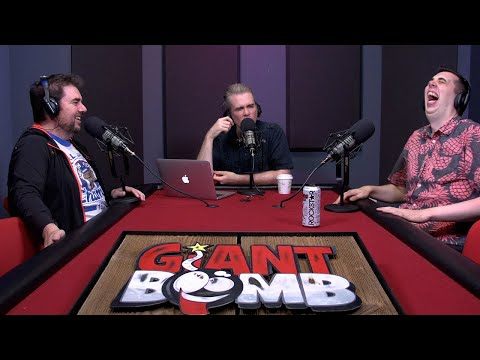Giant Bombcast 493: Boosh! It's a Mess