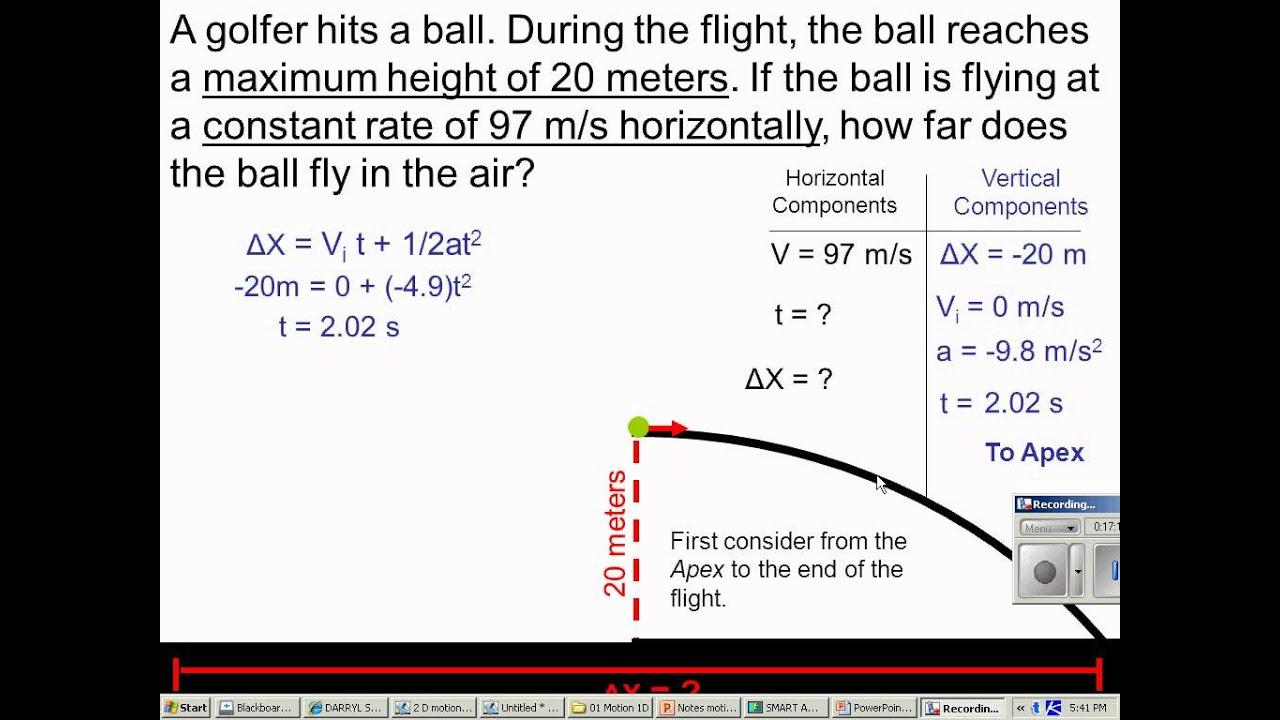 one dimensional kinematics practice problems pdf