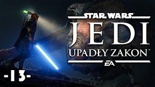 W drodze do wykopalisk #13 Star Wars Jedi: Upadły zakon | PS4 | PL | Gameplay | Zagrajmy w