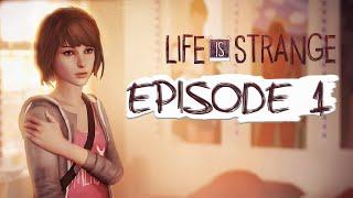 Episode 1: Chrysalis「Life is Strange」