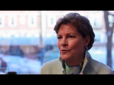 3 with IOP: Senator Jeanne Shaheen