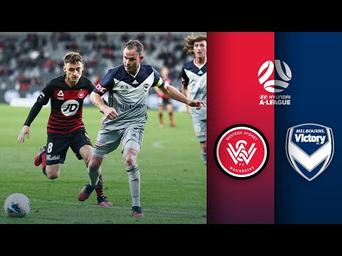 Western Sydney Wanderers Melbourne Victory Goals And Highlights