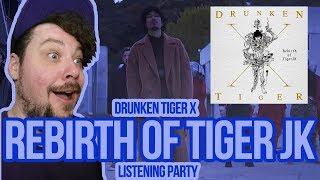 Mikey's 'Drunken Tiger X : Rebirth of Tiger JK' Listening Party LIVE!!