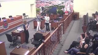 Palestra sobre amamentação - Câmara Municipal de Araras