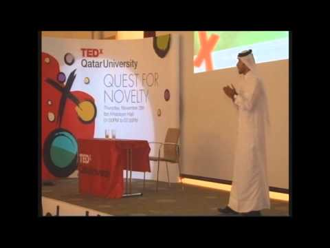 Turn Your Dreams to Reality: Khalid Aboujassoum at TEDxQatarUniversity