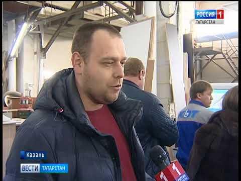 В Казань на двухдневный семинар приехали производители мебели со всей России