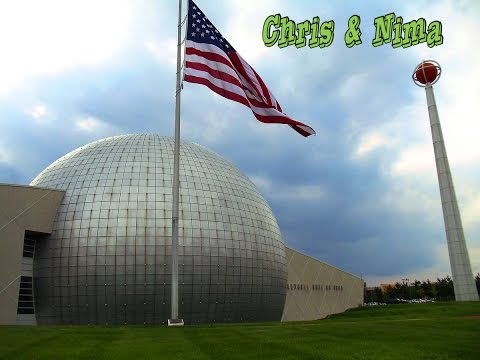Naismith Basketball Hall Of Fame /  Springfield Massachusetts | CHRIS AND NIMA