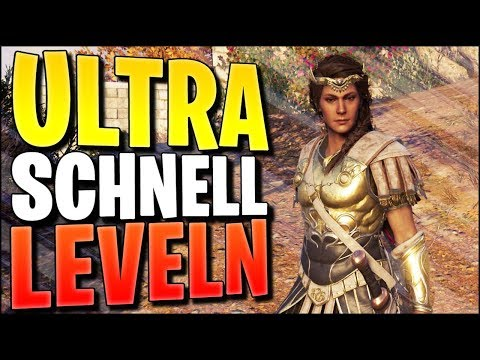 Shop reset, LIVE EVENT & weekly Quest in Assassin's Creed Odyssey - bisschen speedleveln thumbnail