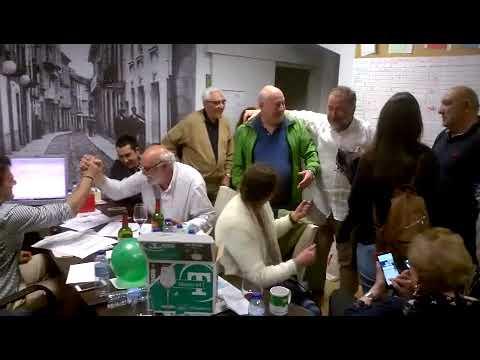 Claudio Garrido regresa con fuerza a Sarria