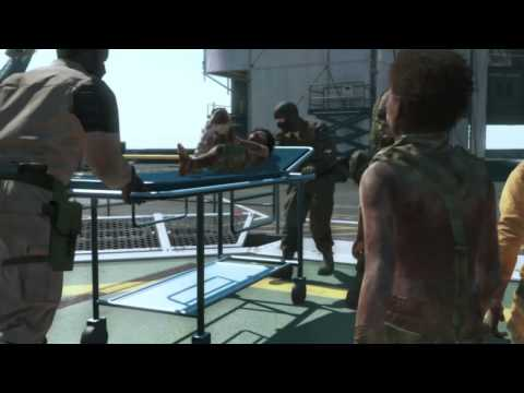 MGS V: There is no room for Angels in our Heaven