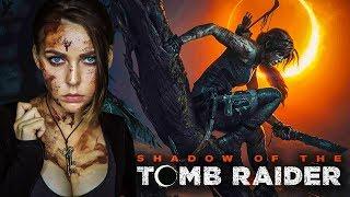 SHADOW OF THE TOMB RAIDER 2018 • ЛАРА КРОФТ PS4  • НАЧАЛО ПРОХОЖДЕНИЯ