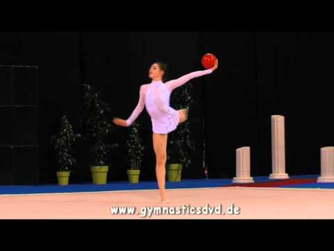 Nina Pavlovic (CAN) - Senior 36 - Aphrodite Cup Athens 2016
