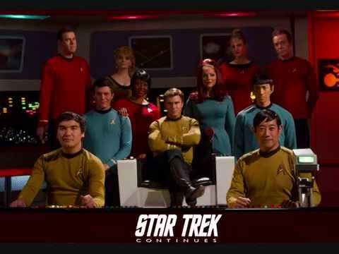 Interview with Vic Mignogna - Star Trek Continues