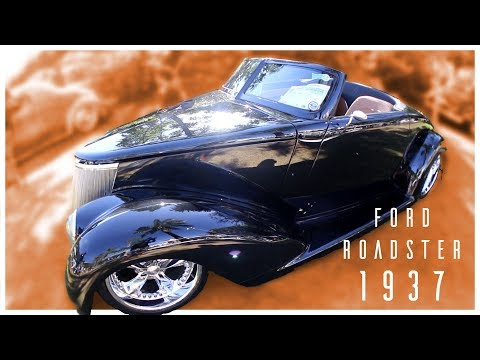PROGRAMA Nº 485 - Conheça o lindo Ford 1937 Roadster!