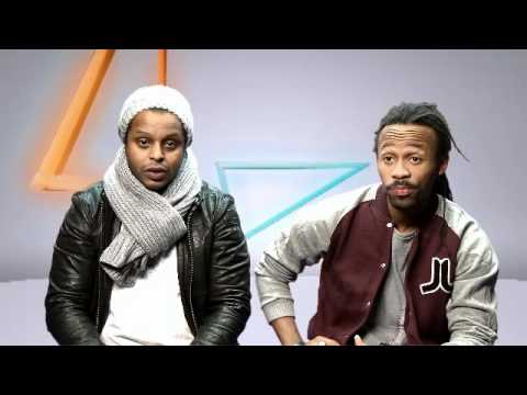 Madcon - Did you ever ever take part in a flash mob yourself?