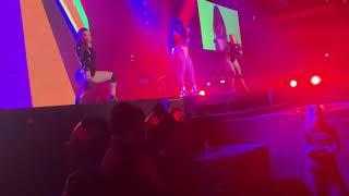 Nicki Minaj - Bed, Side To Side, Swalla, Chun Li (Nicki Wrld Tour Manchester Arena 2019)