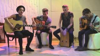 "A-Sides Presents: The Vamps ""Somebody to You"""