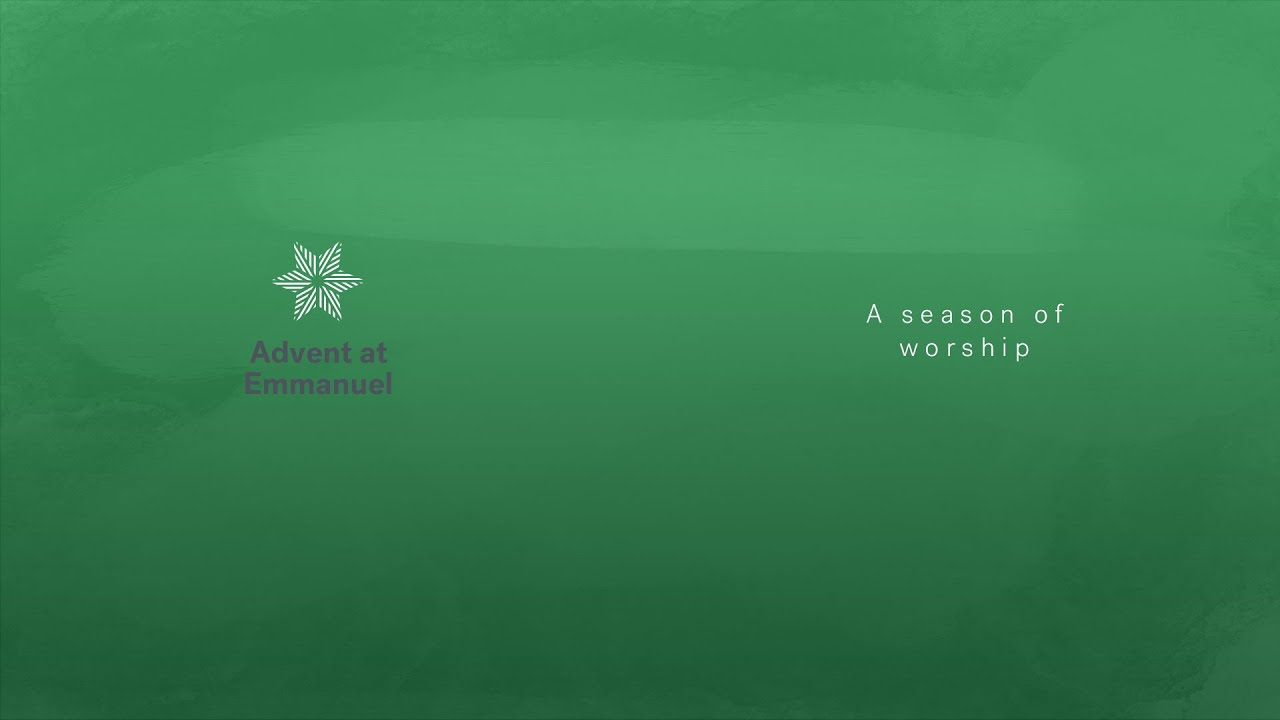 Advent: A season of worship Cover Image