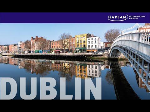 Learn English in Dublin with Kaplan
