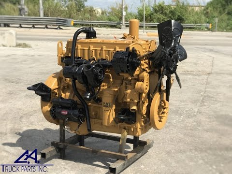 CAT 3126 Engine FOR SALE | Serial # CKM18090 Stock #1096 | CA TRUCK PARTS