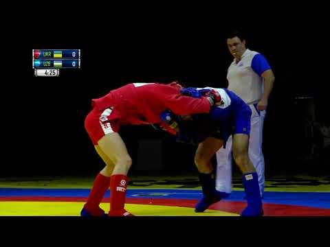 Владислав Руднєв - дворазовий чемпіон світу. Чхонджу (Корея). 8 листопада 2019 року.