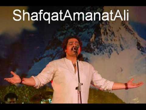 Shafqat Amanat Ali - Zindagi Mein Toh Sabhi Pyar Kiya Karte Hain