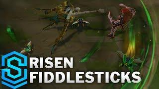 Risen Fiddlesticks (2020) Skin Spotlight - League of Legends