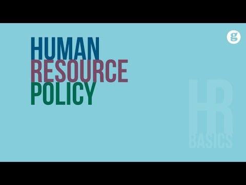 HR Basics: Human