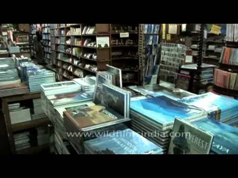 Pilgrim's : Kathmandu's best book shop
