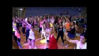 3 - ZUMBA First Party - FEEL THIS MOMENT - Grupo Rooms Fitness