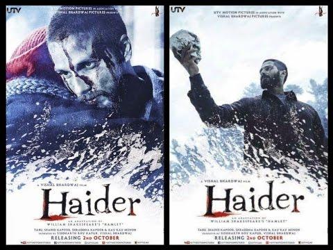 Haider - Full Movie Review in Hindi   Shahid & Shraddha Kapoor   New Bollywood Movies Reviews 2014